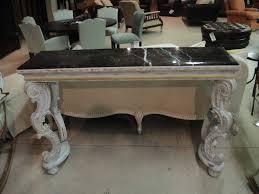 Henredon Dining Room Table Henredon 18th Century Collection Double Pedestal Inlaid Mahogany