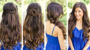 superb easy hairstyles for wavy hair 69 ideas with easy hairstyles for wavy hair