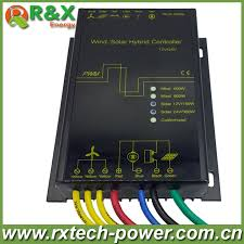 LED display <b>Wind</b> solar hybrid charge controller for <b>600w max wind</b> ...