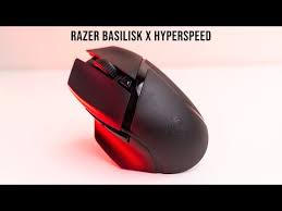 <b>Razer Basilisk X Hyperspeed</b> Review | Wireless FPS Gaming Mouse ...