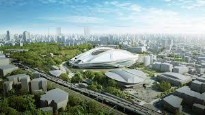 zaha hadid s tokyo olympic stadium and the counterproposal of the counterproposal of arata isozaki