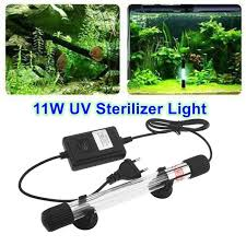 Jebo <b>Uv</b>-<b>h11</b> 11w <b>UV Sterilizer</b> Lamp Light Water Cleaner for 60g ...