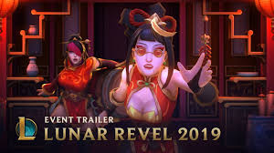 Fortune Favors the Lucky | Lunar Revel 2019 Skins Trailer - League ...