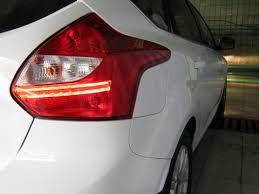 Диоды в <b>задние фонари</b> - Ford Focus 3