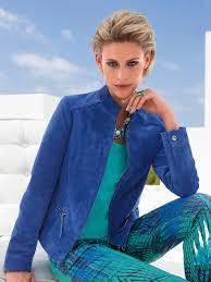 """Résultat de recherche d'images pour """"image veste cuir bleu"""""""