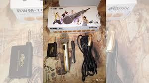 <b>Ritmix RWM</b>-<b>101</b> Titan <b>микрофон</b> купить в Московской области на ...