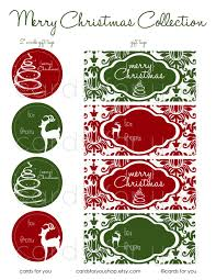 christmas printables diying to be domestic