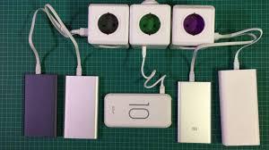 Какой Powerbank лучше в 2018? – тестирую 5 внешних батарей ...