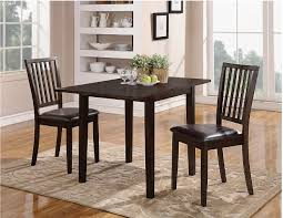 The Brick Dining Room Sets Dakota 3 Piece Square Table Dining Package The Brick