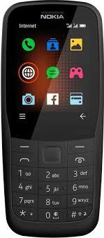 Купить <b>Мобильный телефон NOKIA 220</b> 4G Dual sim черный в ...