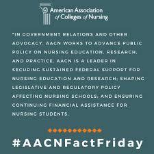 american association of colleges of nursing aacn linkedin like 8 like 8