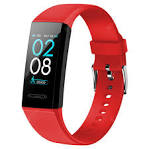 <b>V100S Sports Bracelet</b> Red <b>Smart Wristband</b> Sale, Price & Reviews ...
