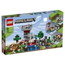<b>Конструктор LEGO</b> Minecraft 21161 <b>Набор для</b> творчества 3.0 ...