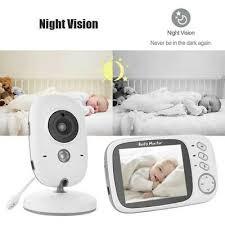 "<b>VB603 Video</b> Baby Monitor <b>2.4G Wireless</b> 3.2""LCD IR Night Vision ..."