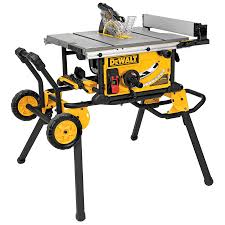 shop table saws at com dewalt 10 in carbide tipped table saw