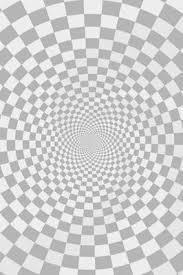 <b>3D</b> Tunnel Optical Illusion Notebook: <b>Geometric Pattern</b> Lined 120 ...