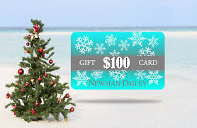 beach vacation gift certificate