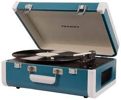 <b>Проигрыватель виниловых</b> пластинок <b>Crosley Portfolio</b> Portable ...