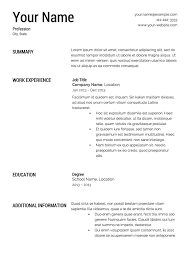 free resume templatesresume template  stylish resume template