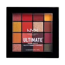 <b>NYX Professional Makeup</b> Ultimate Eyeshadow Palette - Warm ...