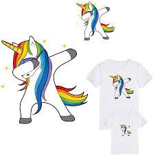 Image Transfers Paper, Party & Kids Mermaids and Unicorns Heat ...