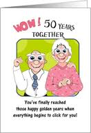 50th Anniversary Quotes Funny. QuotesGram