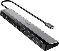 VAVA USB C Docking Station, 12-in-1 Type C Hub ... - Amazon.com