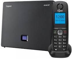 Купить <b>Gigaset A540IP black</b> в Москве: цена радиотелефона ...