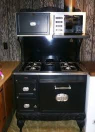 Country Charm cast iron electric stove | Electric stove, Country ...