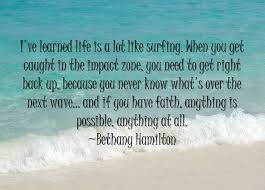 Bethany Hamilton Quotes. QuotesGram