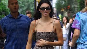 Not Even Kendall Jenner Can Resist <b>Summer 2019's Leopard</b>-Print ...