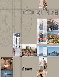 Official Plan   City Planning   Your City   City of Toronto City of Toronto Official Plan cover