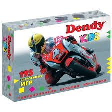 Купить <b>Игровая приставка Dendy</b> Kids черный в каталоге с ...