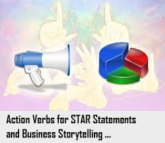 The STAR Interview — Try These Action Verbs To Tell Your Story ... The STAR Interview — Try These Action Verbs To Tell Your Story & Impress Them