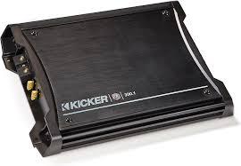 kicker 11zx300 1 mono subwoofer amplifier 300 watts rms x 1 at 2 kicker 11zx300 1 mono subwoofer amplifier 300 watts rms x 1 at 2 ohms at crutchfield com