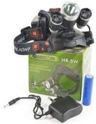 <b>GARIN LUX</b> HR-5W налобный, <b>Фонарь</b> | купить в розницу и оптом