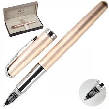 <b>Ручка PARKER</b> Sonnet Pink Gold PVD CT Пятый пишуш узел ...
