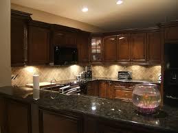 kitchen charming kitchen theme nuance of led lighting on marble kitchen backsplash feat wooden cabinets cabinet lighting backsplash home