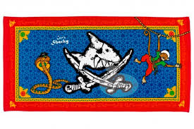 <b>Полотенце банное</b> Capt'n Sharky 12271 <b>Spiegelburg</b> — купить в ...