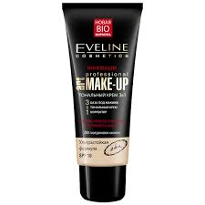 <b>Тональный крем</b> Eveline cosmetics Art professional <b>make up</b> ...