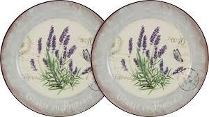 <b>Тарелка десертная Anna</b> Lafarg LF Ceramics Лаванда, AL ...