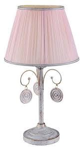 <b>Настольная лампа Crystal</b> Lux EMILIA LG1, 75 Вт — купить по ...