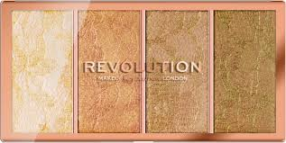Makeup Revolution <b>Vintage</b> Lace Highlighter Palette - <b>Палетка</b> ...
