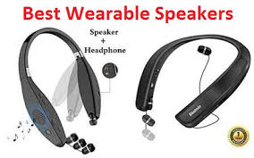 Top 14 Best Wearable <b>Speakers</b> in 2020 | TECHSOUNDED