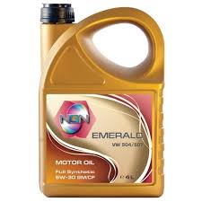 Моторное масло NGN Emerald 5W-30 4 л — Моторные масла ...
