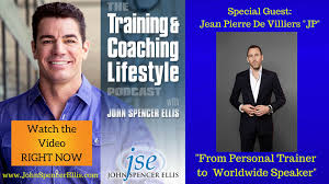 jean pierre de villiers interview from personal trainer to jean pierre de villiers interview from personal trainer to worldwide speaker and success coach