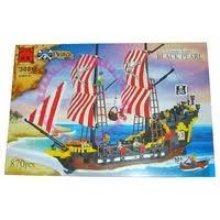 <b>Конструктор</b> Qman <b>Pirates</b> 308 Пиратский корабль ...