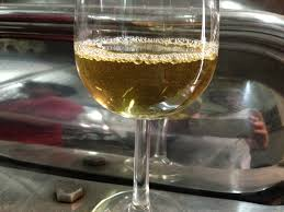 we tasted her tenuta del conte cir bianco doc 2014 from the stainless steel container she explained that in september if the greco di bianco grapes are calabria stainless steel