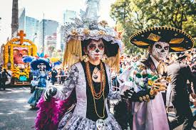 dazzling and macabre d atilde shy a de los muertos photos from 41 dazzling and macabre datildeshya de los muertos photos from the streets of city