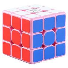 <b>DaYan ZhanChi 2018</b> 3x3x3 Speed Cube Pink_3x3x3_Cubezz.com ...